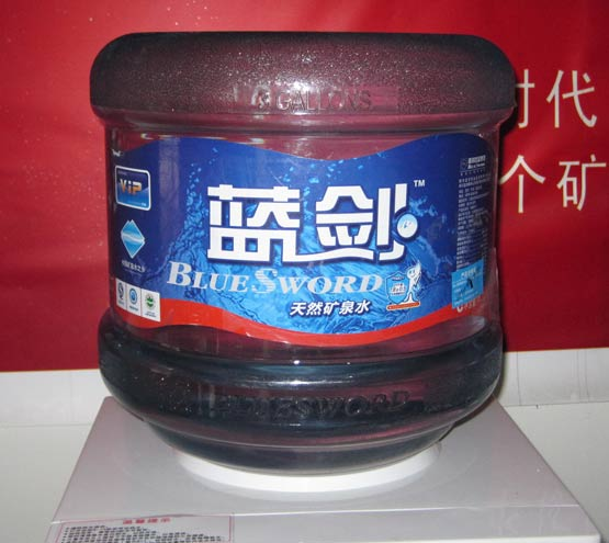 蓝剑小桶-蓝剑桶装水-广安蓝剑水连锁|冰川时代产品